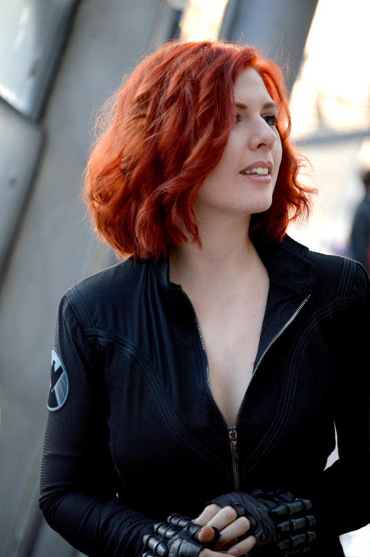 Black Widow - LBM 2013 by Mi-caw-ber