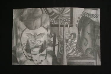 Still Life with Clothes