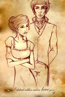 Pride and Prejudice by Aleatoire09