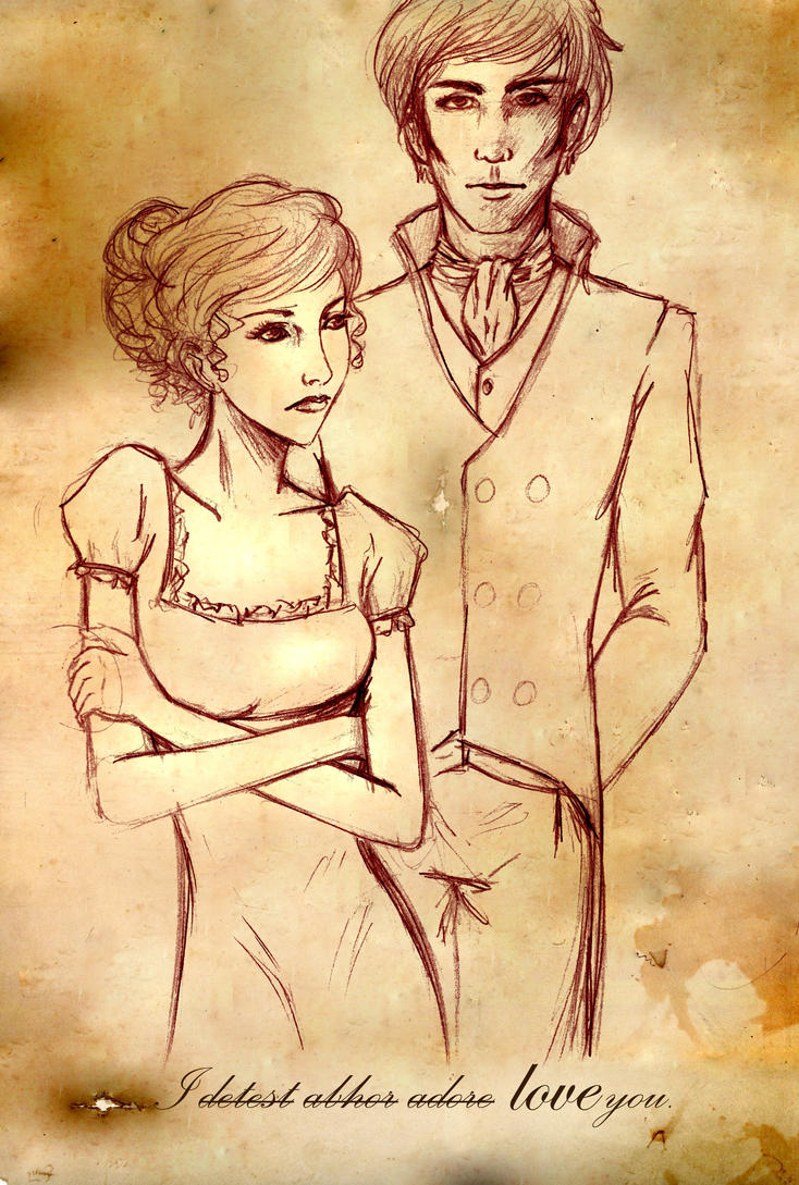 an examination of the feelings of elizabeth bennett for fitzwilliam darcy in the novel pride and pre The following analysis reveals a comprehensive look at the storyform for pride and prejudice of elizabeth bennet and darcy elizabeth's feeling run.