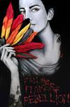 HG: FAN THE FLAMES by Aleatoire09
