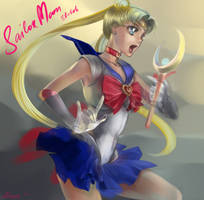 SailorMoon by Nataly-G