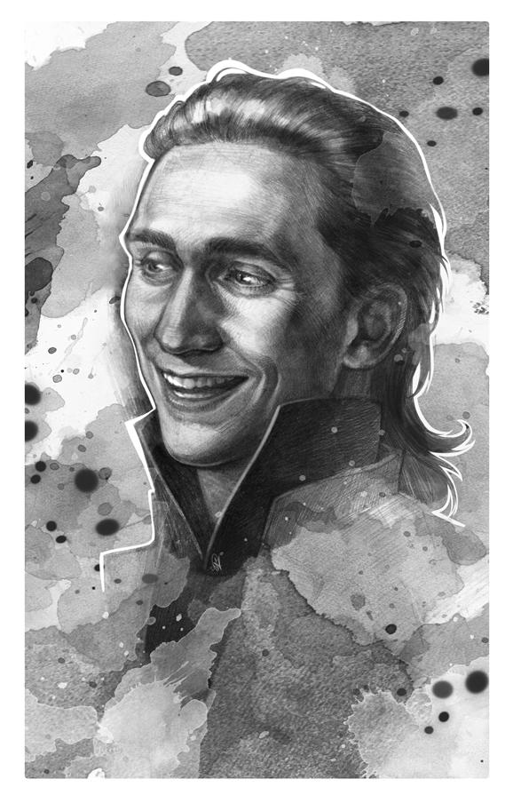 Loki by Nataly-G
