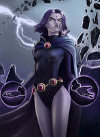 Raven by CleverBoi