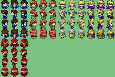 RMVX Final Fantasy Mystic Quest Version 3.0 FINAL by Leon-Murayami