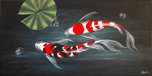 Koi Creek #2 by Neurophoria