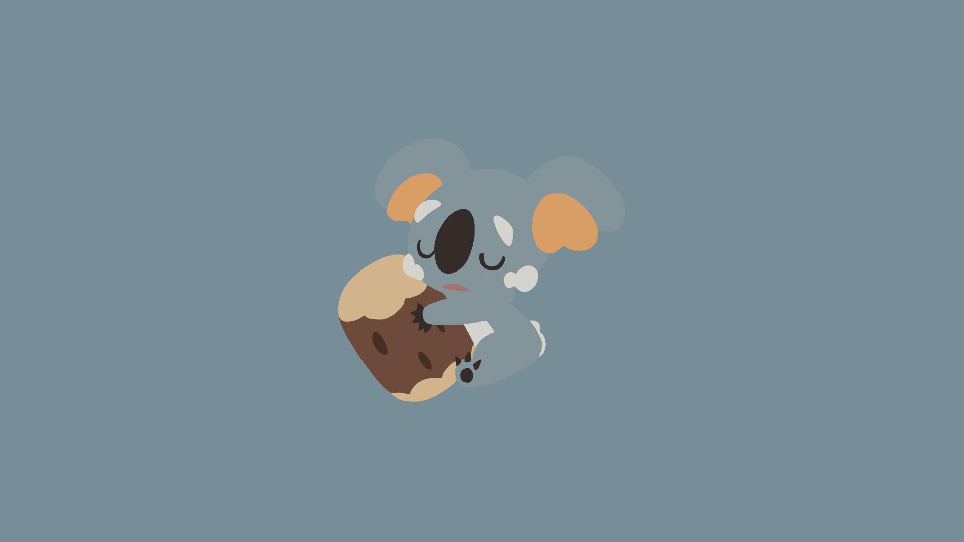 Good Wallpaper Koala Cartoon - minimalistic_wallpaper__komala___775__by_mardgeert-da5y0b3  Gallery_30516   .png