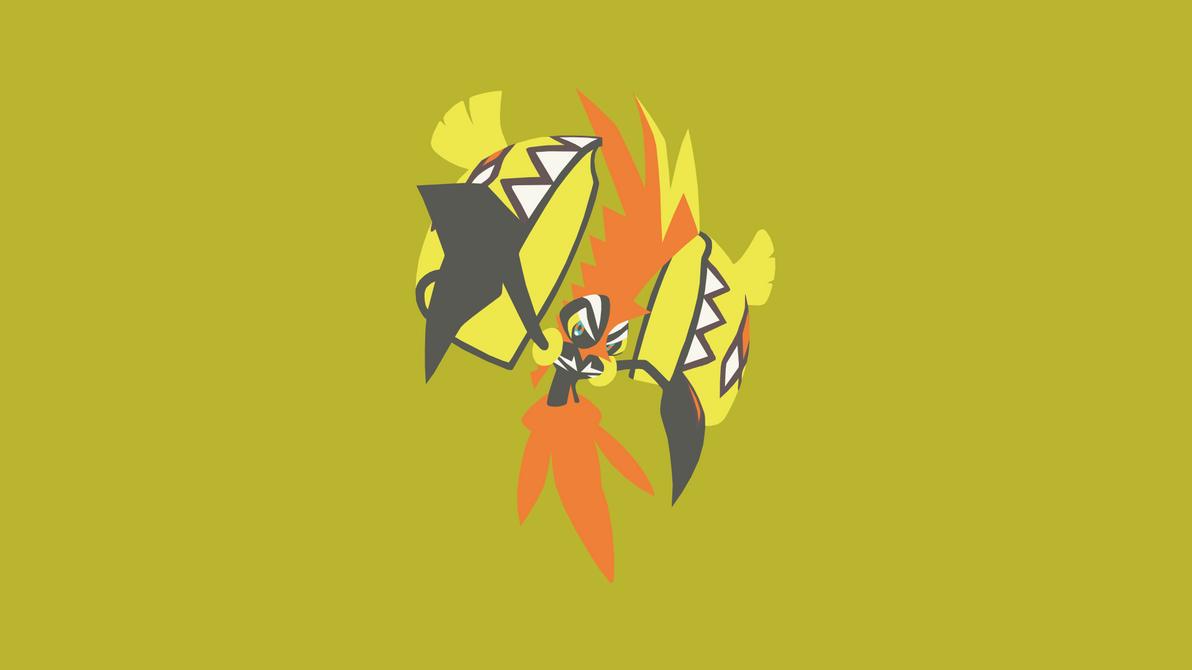 Resultado de imagem para wallpaper tapu koko