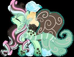 Rainbow Power Minty by DeIiriush