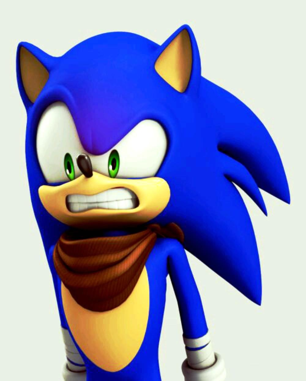 SONIC BOOM - Sonic the hedgehog by Nadiafreedom on DeviantArt