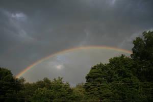 Rainbow Stock by AliDee33