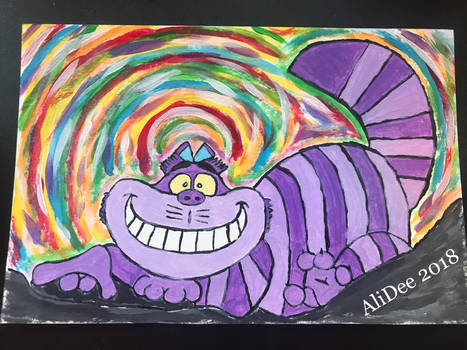 Traditional Cheshire Cat