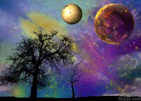 A Celestial Dream by AliDee33