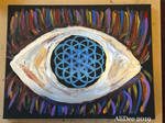 Abstract Eye by AliDee33