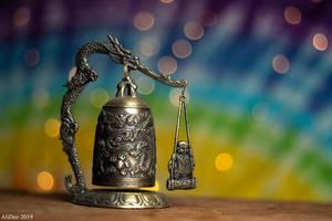 Buddha Bell by AliDee33