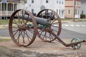 Old Cannon by AliDee33