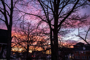 Rainbow Sunrise by AliDee33