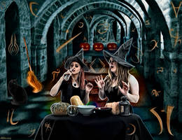All Hallows Eve by AliDee33