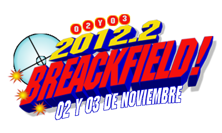 Katekyo Hitman Reborn - Breackfiled 2012.2 Logo