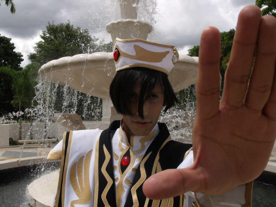 Emperor Close Up by designeromega