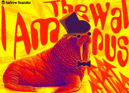 I am the walrus by mv1008