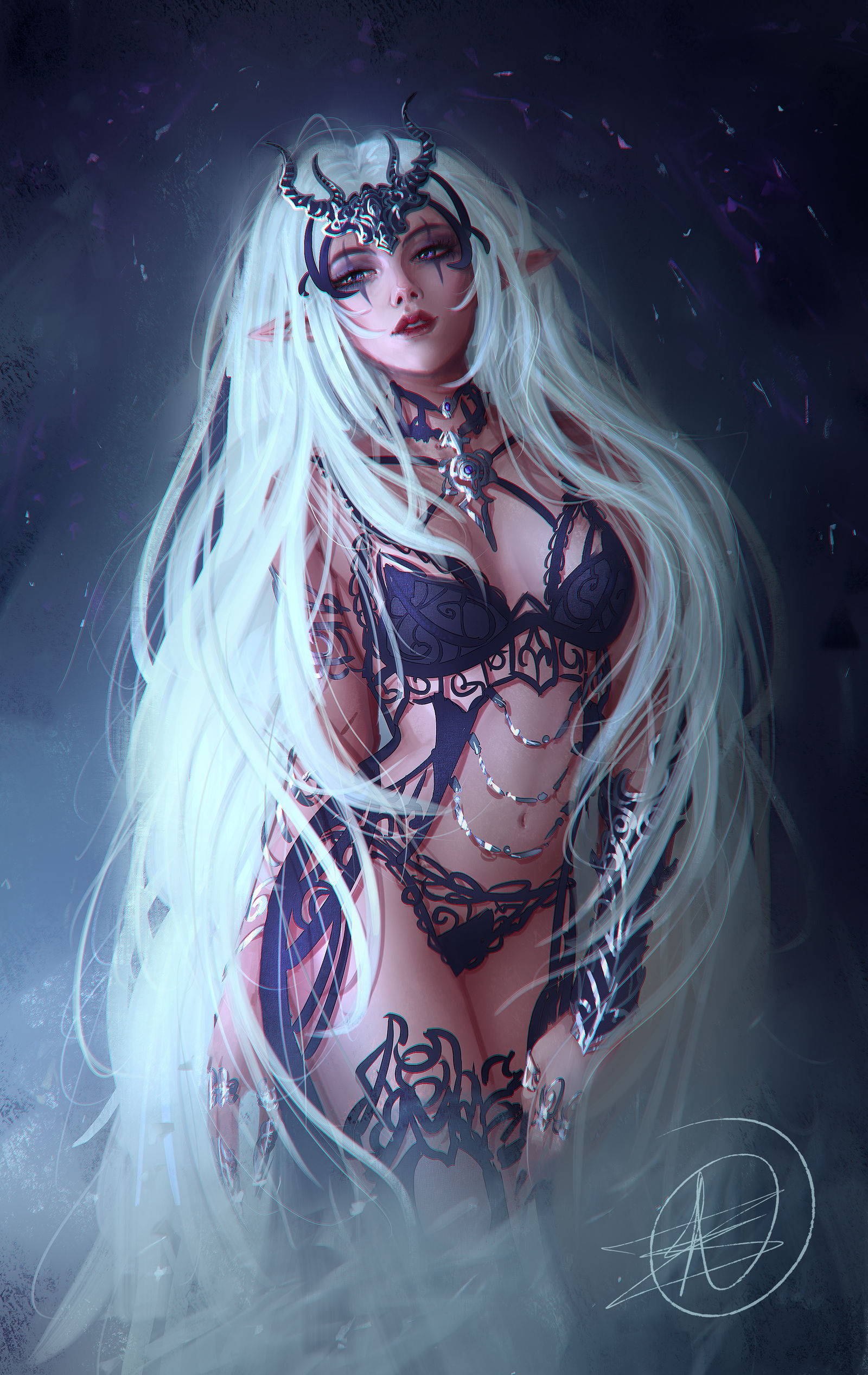 Fantasy female.
