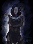 Elven Girl.