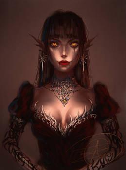 Fantasy Portrait.