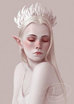 Elven Portrait.