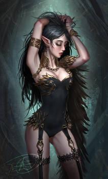 Fantasy Woman.
