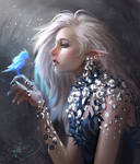 Elven Witch.