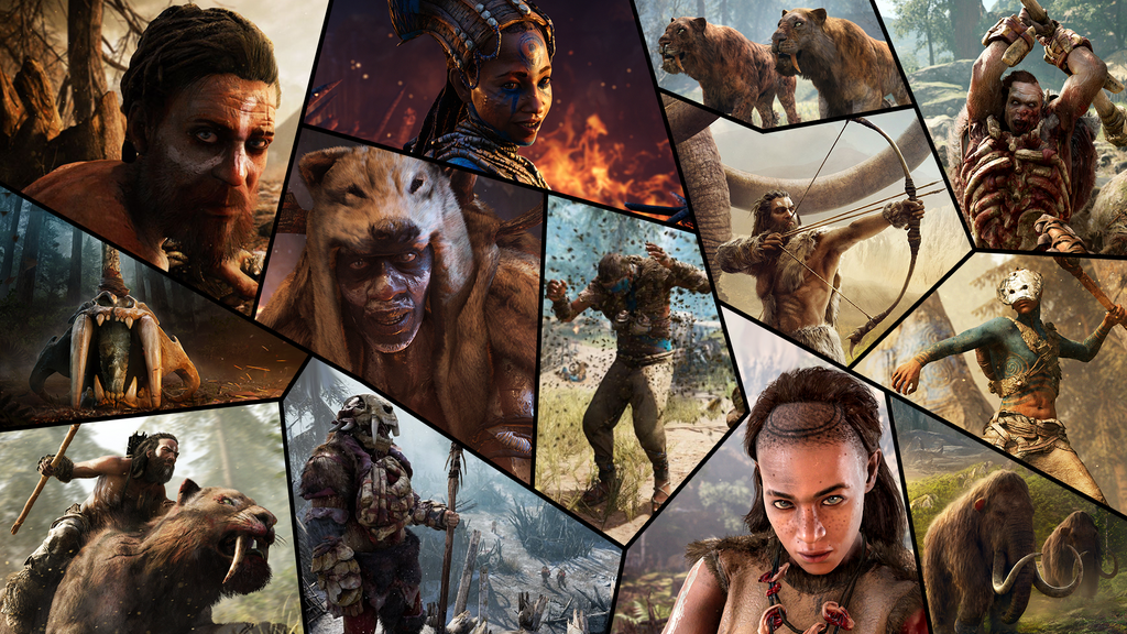 Far Cry Primal Wallpaper By Mason1204 On Deviantart