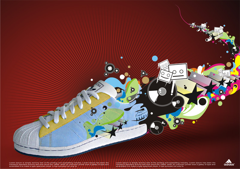 adidas 2 by demircanizm