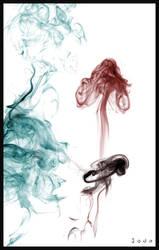 Colored smoke #2