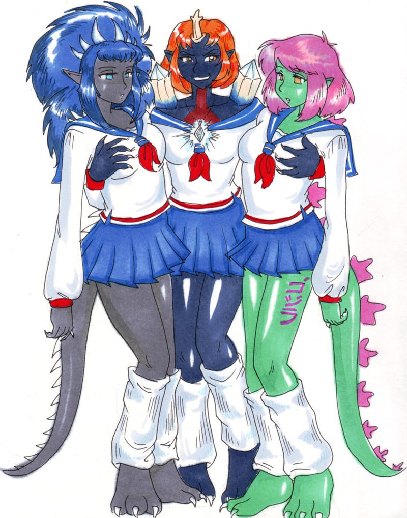 Girls academy genie vibros 4