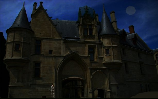 Adventure: The Sylvan Crown The_mansion_exterior_is_dark__and_has_a_solitary_by_myds6-d807lk4