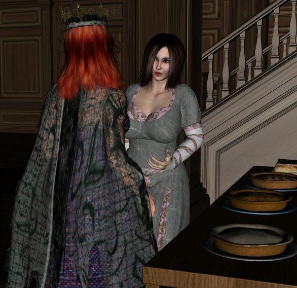 Adventure: The Sylvan Crown Princess_adelia_and_jessica_2_by_myds6-d811qd0