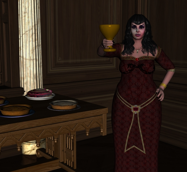 Adventure: The Sylvan Crown - Page 2 The_marquesa_offers_a_toast__by_myds6-d8163cz