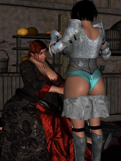The rest of Cléodine in the tavern. Cleotav015_by_myds6-da9eb95