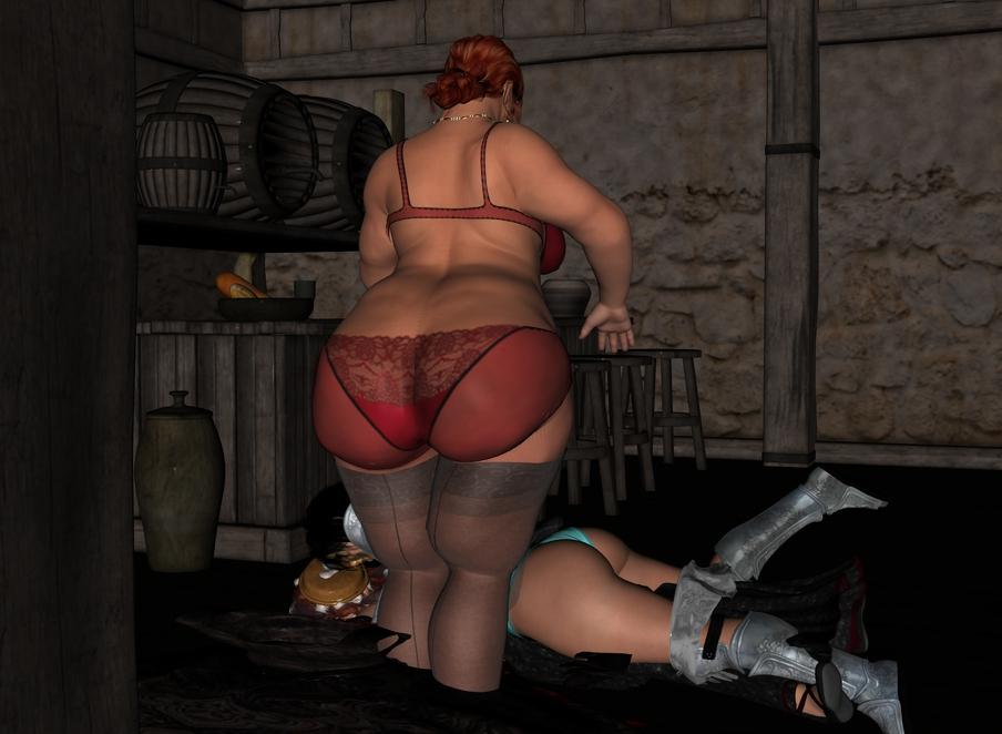 The rest of Cléodine in the tavern. Cleotav020_by_myds6-da9ec0u