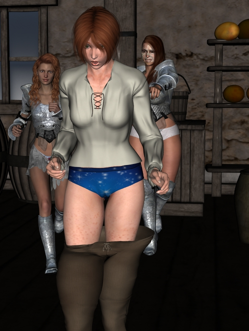 The rest of Cléodine in the tavern. Cleotav021_by_myds6-dab4hb3