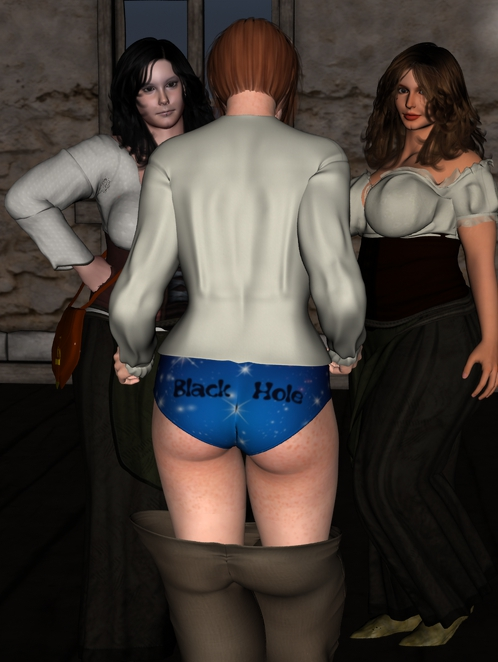 The rest of Cléodine in the tavern. Cleotav022_by_myds6-dab4hf9