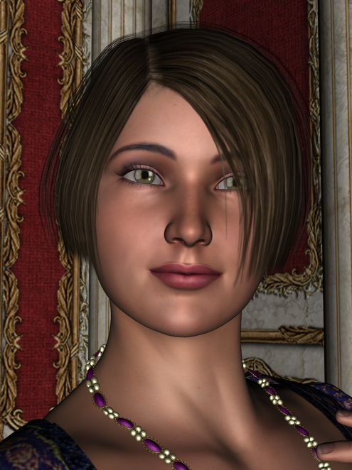 Elora Greenhill - Master Treasurer and Warlord Big sister Elora002_by_myds6-dajgf2n