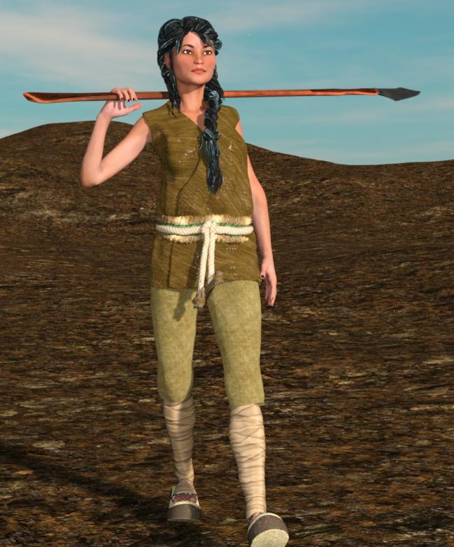Ulana, the Steppe Wander Ulana01_by_myds6-dc2f1m3
