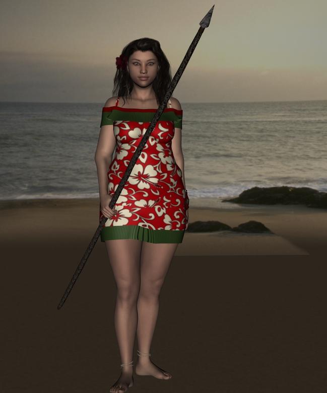 Tewila, the Islander Tew001_by_myds6-dc2n5zj