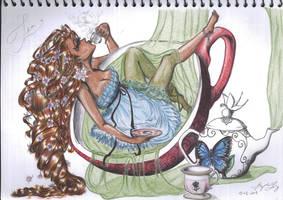 Tea (Coloured)