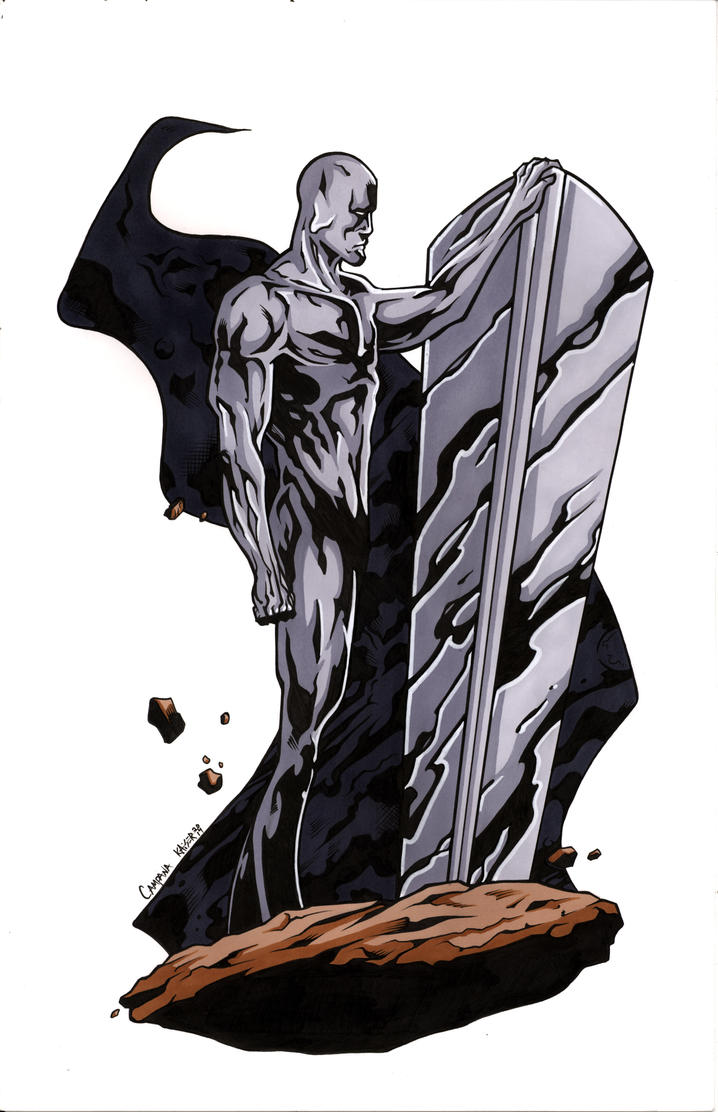 Campana-silver-surfer-color by tillman54