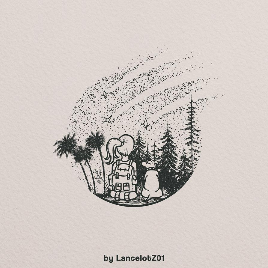 Look around by LancelotZ02