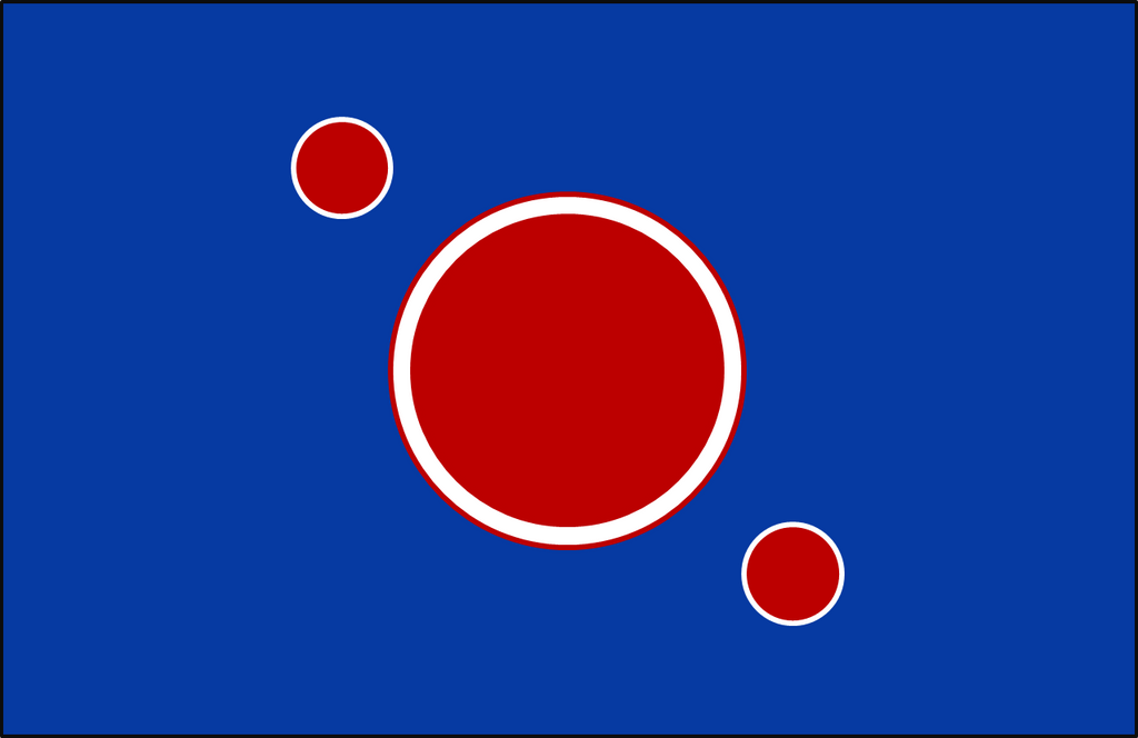 japanese american mars colony flag by caciquecaribe on