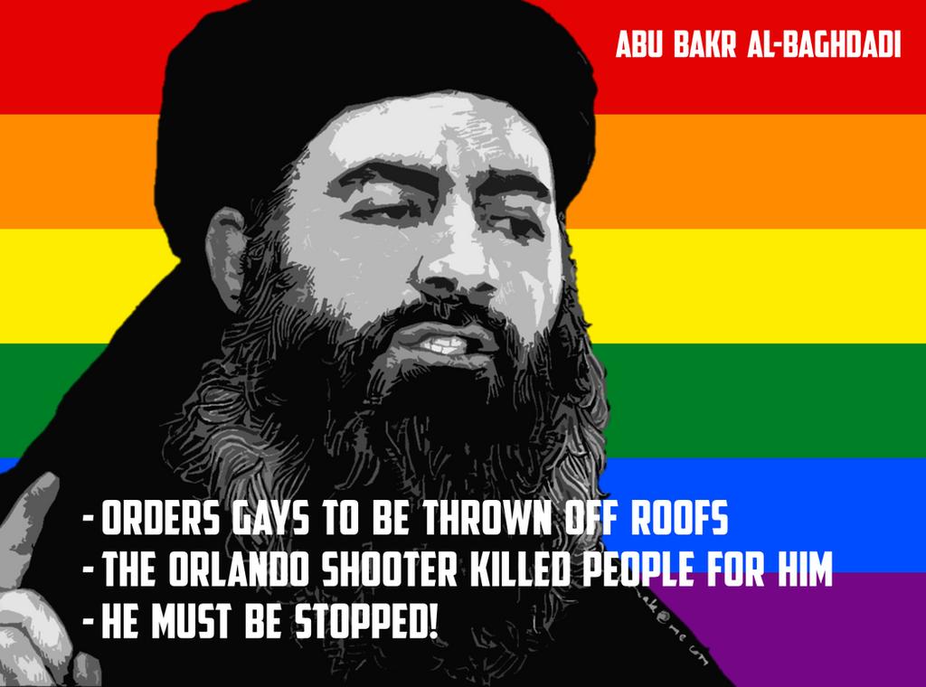 Al Baghdadi Orders Gays Thrown Off Roofs by CaciqueCaribe ...